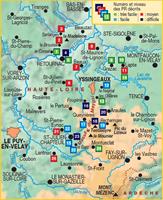 Plan topoguide le Pays des Sucs et du Meygal... À Pied