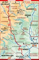 Le chemin de Régordane