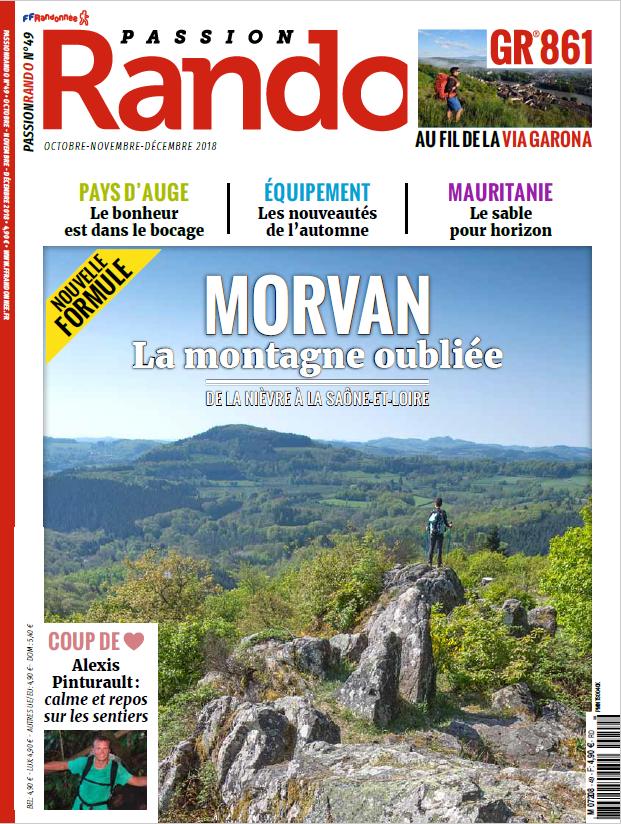 Passion Rando n°49 - automne 2018