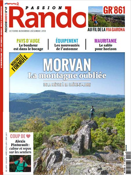 Passion Rando 49 : Morvan, La Montagne Oubliée