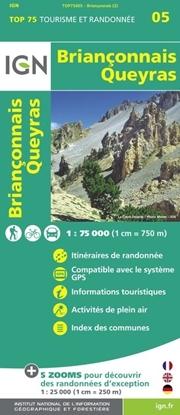 Briançonnais Queyras - TOP 75005