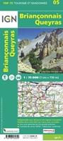 Briançonnais Queyras - verso - TOP 75005