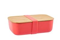Lunch box bambou