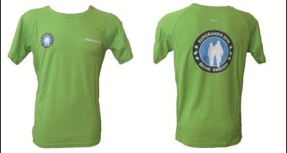 T Shirt technique Eurorando 2016