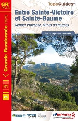 Entre Ste-Victoire et Ste-Baume Sentier Provence, Mines d'Énergies®