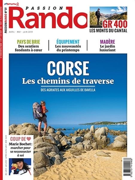 Passion Rando 51 : Corse, Les chemins de traverse