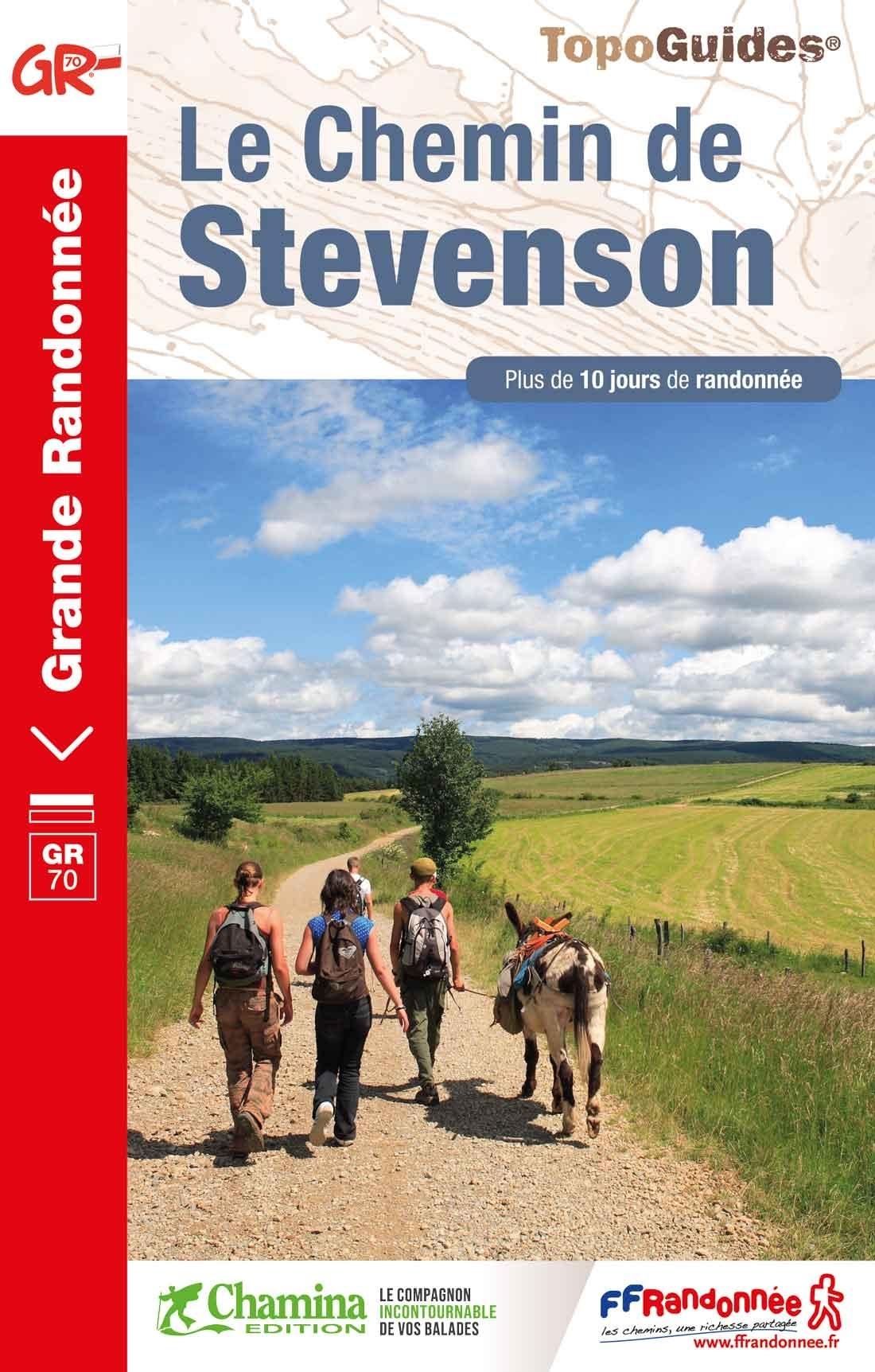 Topoguide GR® 70 - Chemin de Stevenson