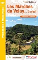 Topoguide les Marches du Velay... à pied®