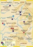 Plan topoguide le Haut Pays du Velay... à pied®