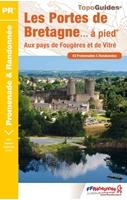 Topoguide Les Portes de Bretagne... à pied®