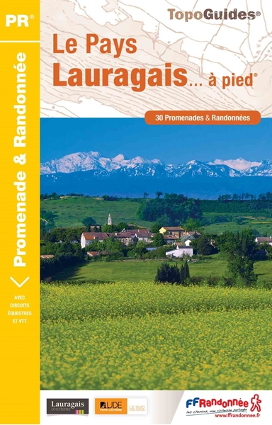 Topoguide le Pays Lauragais... à pied®