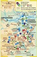 Plan topoguide le Pays Corbières Minervois... à pied®