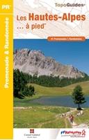 Topoguide les Hautes-Alpes... à pied®