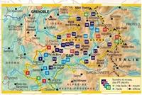 Plan topoguide les Hautes-Alpes... à pied®