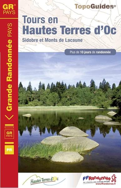 Topoguide Tours en Hautes Terres d'Oc