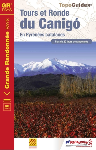 Topoguide Tours et Ronde du Canigó