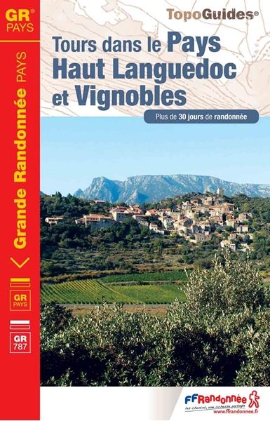 Topoguide tours dans le Pays Haut Languedoc et Vignobles