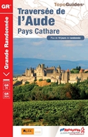 Traversée de l'Aude - Pays Cathare