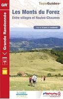 Topoguide Les Monts du Forez - GR® 3