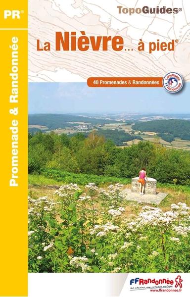 Topoguide la Nièvre à pied