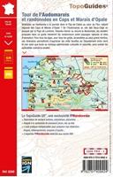 Carte topoguide tour de l'Audomarois et randonnées en Caps et Marais d'Opale