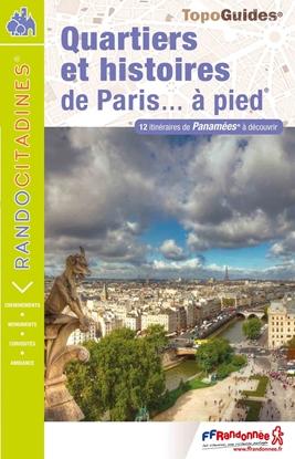 Topoguide quartiers et histoire de Paris