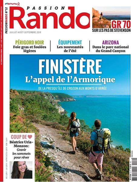 Passion Rando 52 : Finistère, L'appel de l'Armorique