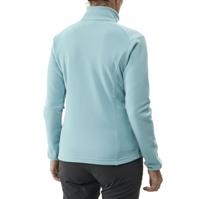Micro Polaire - femme ACCESS MICRO T-ZIP W Turquoise - LAFUMA