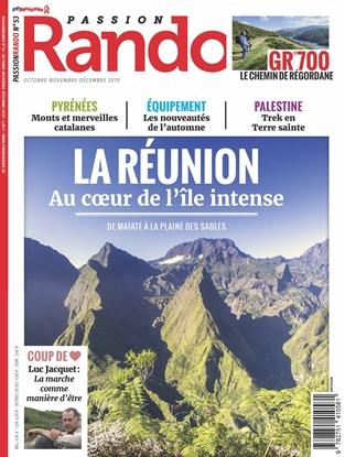 Passion Rando 53 : La Réunion au coeur de l'Ile intense