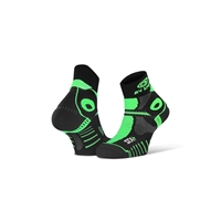 Socquette Trail STX+ EVO- Vert - BV Sport