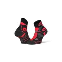 Socquettes STX+ EVO- Rouge - BV Sport
