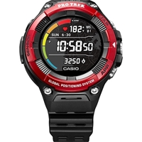 CASIO Pro Trek Smart WSD-F21HR-RDBGE Rouge
