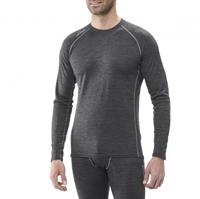 Sous-vêtement thermique - homme SKIM TEE LS - Gris - LAFUMA
