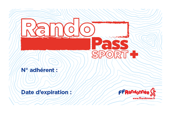 Image sur RandoPass® Sport+