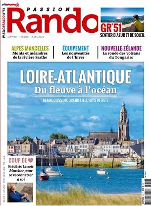 Passion Rando 54 : Loire-Atlantique, Du Fleuve A L'Ocean