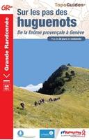 couverture topoguide GR 965 huguenots