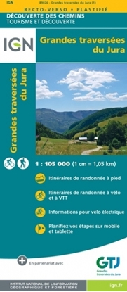 recto-Grande Traversées Du Jura