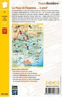 carte et descriptif du topoguide pays de fayence