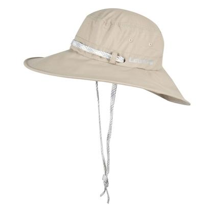chapeau femme lafuma beige