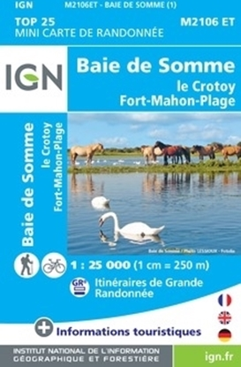 Baie de somme - le crotoy - Fort-Mahon - MINI TOP25