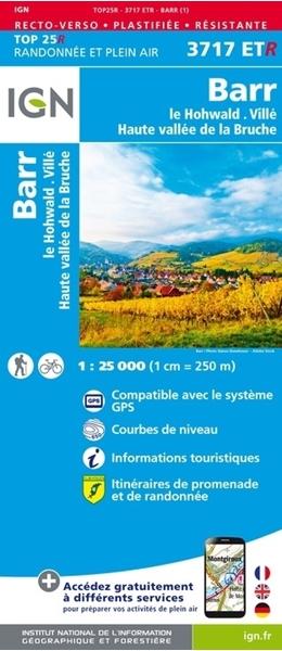 Barr - le hohwald - villé - Haute vallée de la bruche -RESISTANTE