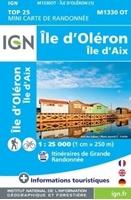 Île d'Oléron - Ile d'Aix - MINI TOP25