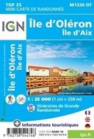Île d'Oléron - Ile d'Aix - MINI TOP25 - Verso