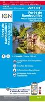 Carte IGN - Forêt de Rambouillet - PNR de la Haute Vallée de Chevreuse - RESISTANTE