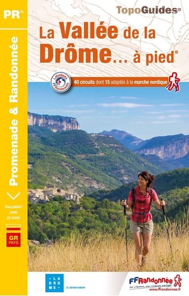 topoguide La Vallée de la Drôme... à pied®