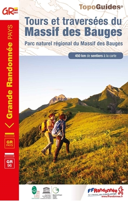 photo-Topoguide Tours et traversées du massif des Bauges - GR® 96