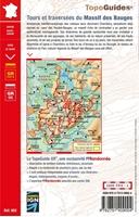 résumé-Topoguide Tours et traversées du massif des Bauges - GR® 96