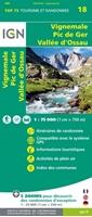 TOP75018 - Vignemale - Pic De Ger -Vallée D'Ossau