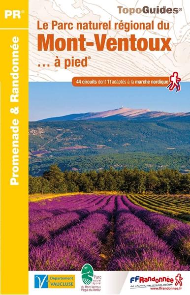 topoguide du PNR du Mont-Ventoux