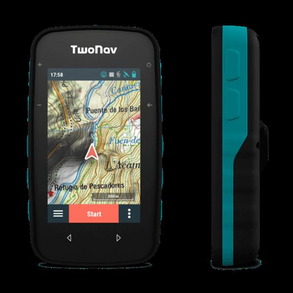 GPS Cross - TwoNav - FACE